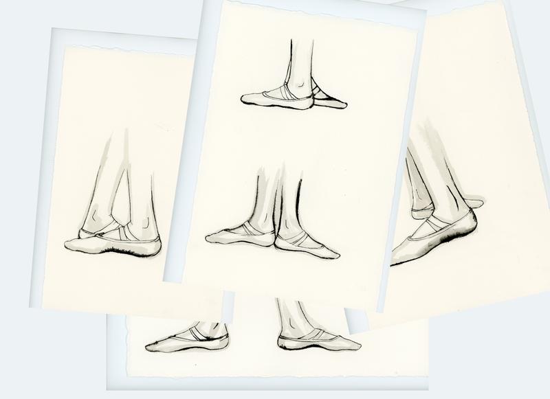 ballet sketch