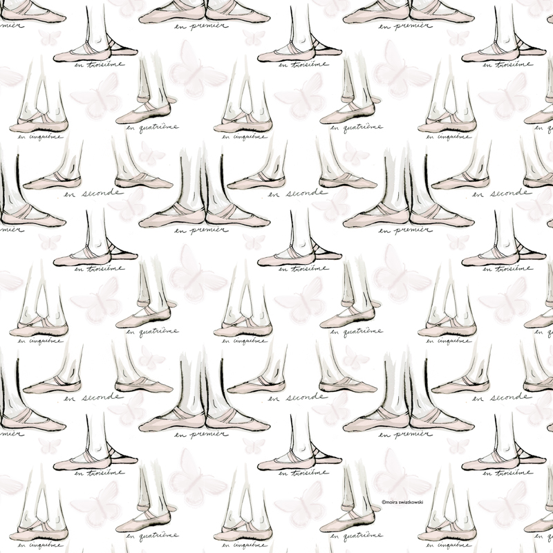 ballet pattern