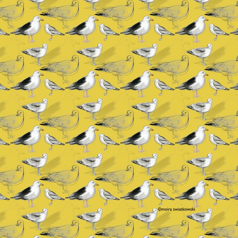 seagull pattern