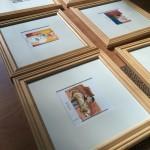 framed minis