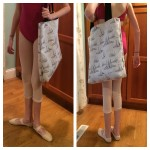 Ballet Bag from Society6 Moira Birch Swiatkowski
